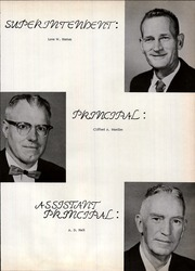 Page 9, 1963 Edition, Southwest High School - Dragonniere Yearbook (San Antonio, TX) online yearbook collection