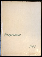 1965 Edition, Southwest High School - Dragonniere Yearbook (San Antonio, TX)