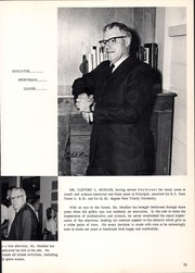 Page 13, 1965 Edition, Southwest High School - Dragonniere Yearbook (San Antonio, TX) online yearbook collection
