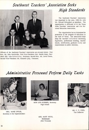 Page 16, 1965 Edition, Southwest High School - Dragonniere Yearbook (San Antonio, TX) online yearbook collection