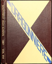 1967 Edition, Southwest High School - Dragonniere Yearbook (San Antonio, TX)