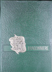 1968 Edition, Southwest High School - Dragonniere Yearbook (San Antonio, TX)