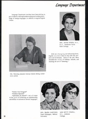 Page 36, 1968 Edition, Southwest High School - Dragonniere Yearbook (San Antonio, TX) online yearbook collection