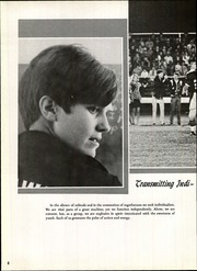 Page 10, 1969 Edition, Southwest High School - Dragonniere Yearbook (San Antonio, TX) online yearbook collection