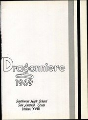 Page 5, 1969 Edition, Southwest High School - Dragonniere Yearbook (San Antonio, TX) online yearbook collection