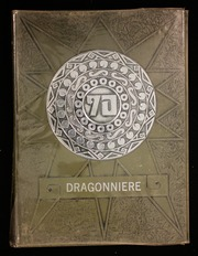 1970 Edition, Southwest High School - Dragonniere Yearbook (San Antonio, TX)
