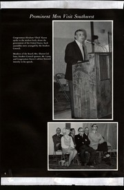 Page 10, 1973 Edition, Southwest High School - Dragonniere Yearbook (San Antonio, TX) online yearbook collection