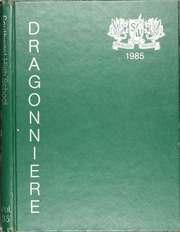 1985 Edition, Southwest High School - Dragonniere Yearbook (San Antonio, TX)