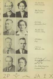 Page 12, 1944 Edition, Breckenridge High School - Buckaroo Yearbook (Breckenridge, TX) online yearbook collection