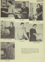 Page 17, 1947 Edition, Breckenridge High School - Buckaroo Yearbook (Breckenridge, TX) online yearbook collection
