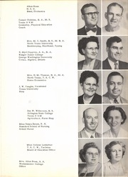 Page 15, 1951 Edition, Breckenridge High School - Buckaroo Yearbook (Breckenridge, TX) online yearbook collection