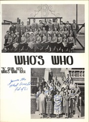 Page 17, 1951 Edition, Breckenridge High School - Buckaroo Yearbook (Breckenridge, TX) online yearbook collection
