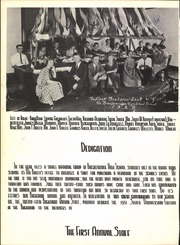 Page 6, 1951 Edition, Breckenridge High School - Buckaroo Yearbook (Breckenridge, TX) online yearbook collection