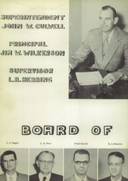 Page 12, 1954 Edition, Breckenridge High School - Buckaroo Yearbook (Breckenridge, TX) online yearbook collection