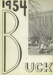 Page 6, 1954 Edition, Breckenridge High School - Buckaroo Yearbook (Breckenridge, TX) online yearbook collection