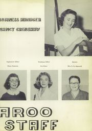 Page 9, 1954 Edition, Breckenridge High School - Buckaroo Yearbook (Breckenridge, TX) online yearbook collection