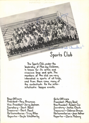 Page 109, 1956 Edition, Breckenridge High School - Buckaroo Yearbook (Breckenridge, TX) online yearbook collection