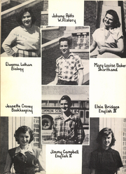 Page 12, 1956 Edition, Breckenridge High School - Buckaroo Yearbook (Breckenridge, TX) online yearbook collection