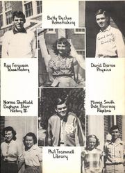 Page 13, 1956 Edition, Breckenridge High School - Buckaroo Yearbook (Breckenridge, TX) online yearbook collection