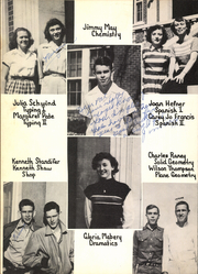 Page 14, 1956 Edition, Breckenridge High School - Buckaroo Yearbook (Breckenridge, TX) online yearbook collection