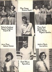 Page 15, 1956 Edition, Breckenridge High School - Buckaroo Yearbook (Breckenridge, TX) online yearbook collection