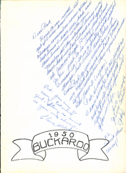 Page 5, 1956 Edition, Breckenridge High School - Buckaroo Yearbook (Breckenridge, TX) online yearbook collection