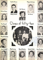 Page 72, 1956 Edition, Breckenridge High School - Buckaroo Yearbook (Breckenridge, TX) online yearbook collection