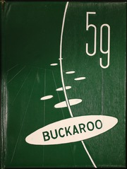 Page 1, 1959 Edition, Breckenridge High School - Buckaroo Yearbook (Breckenridge, TX) online yearbook collection