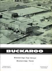 Page 17, 1959 Edition, Breckenridge High School - Buckaroo Yearbook (Breckenridge, TX) online yearbook collection