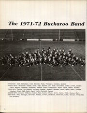 Page 16, 1972 Edition, Breckenridge High School - Buckaroo Yearbook (Breckenridge, TX) online yearbook collection