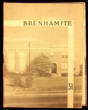 Page 1, 1951 Edition, Brenham High School - Brenhamite Yearbook (Brenham, TX) online yearbook collection