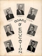 Page 10, 1951 Edition, Brenham High School - Brenhamite Yearbook (Brenham, TX) online yearbook collection