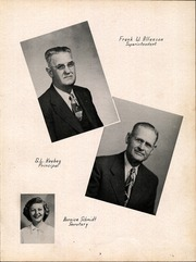 Page 11, 1951 Edition, Brenham High School - Brenhamite Yearbook (Brenham, TX) online yearbook collection