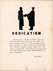 Page 9, 1951 Edition, Brenham High School - Brenhamite Yearbook (Brenham, TX) online yearbook collection
