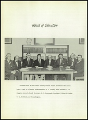Page 10, 1957 Edition, Brenham High School - Brenhamite Yearbook (Brenham, TX) online yearbook collection