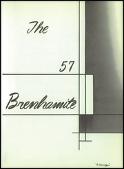 Page 5, 1957 Edition, Brenham High School - Brenhamite Yearbook (Brenham, TX) online yearbook collection
