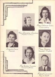 Page 14, 1945 Edition, Ennis High School - Cicerone Yearbook (Ennis, TX) online yearbook collection
