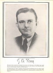 Page 9, 1946 Edition, Ennis High School - Cicerone Yearbook (Ennis, TX) online yearbook collection