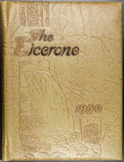 1950 Edition, Ennis High School - Cicerone Yearbook (Ennis, TX)
