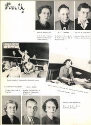 Page 14, 1950 Edition, Ennis High School - Cicerone Yearbook (Ennis, TX) online yearbook collection