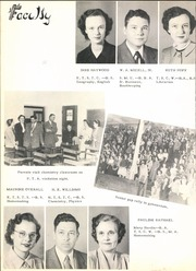 Page 16, 1950 Edition, Ennis High School - Cicerone Yearbook (Ennis, TX) online yearbook collection