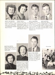Page 22, 1950 Edition, Ennis High School - Cicerone Yearbook (Ennis, TX) online yearbook collection