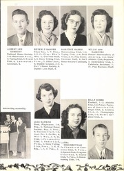 Page 25, 1950 Edition, Ennis High School - Cicerone Yearbook (Ennis, TX) online yearbook collection