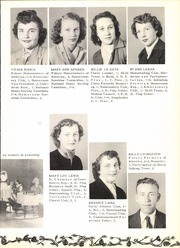 Page 27, 1950 Edition, Ennis High School - Cicerone Yearbook (Ennis, TX) online yearbook collection