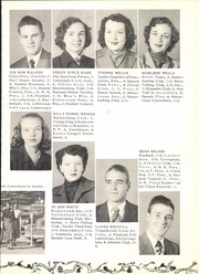 Page 33, 1950 Edition, Ennis High School - Cicerone Yearbook (Ennis, TX) online yearbook collection