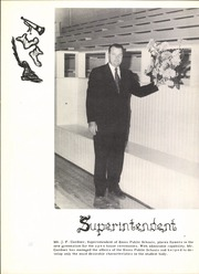Page 10, 1951 Edition, Ennis High School - Cicerone Yearbook (Ennis, TX) online yearbook collection