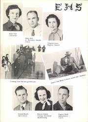 Page 14, 1951 Edition, Ennis High School - Cicerone Yearbook (Ennis, TX) online yearbook collection