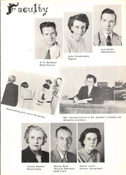 Page 17, 1951 Edition, Ennis High School - Cicerone Yearbook (Ennis, TX) online yearbook collection
