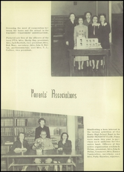 Page 13, 1952 Edition, Ennis High School - Cicerone Yearbook (Ennis, TX) online yearbook collection