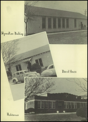 Page 14, 1952 Edition, Ennis High School - Cicerone Yearbook (Ennis, TX) online yearbook collection